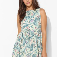 Ziggy She Thing Babydoll Dress - Urban Outfitters