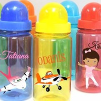 Personalized Water Bottles – Lots of Options!!!!