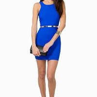 In Orbitz Bodycon Dress