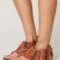 Molly Beaded Sandal at Free People Clothing Boutique