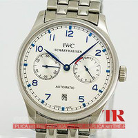 Replica IWC Portuguese Automatic Edition Laureus Sport for Good Foundation IW500115 watch on sale. - $119.00