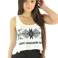 Wondrous Tribal Tank | Shop Civilized