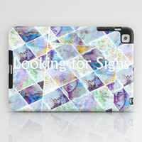 Looking for Signs iPad Case by Ben Geiger