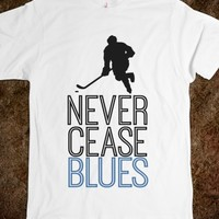 NEVER CEASE BLUES