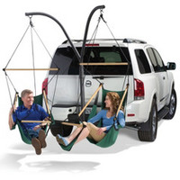 The Tailgaters' Hammocks