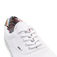 Vans Era 59 White Shoes - Mens Shoes - White