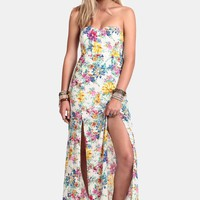 Secret Garden Maxi Dress By Reverse