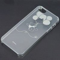 Disney Winnie-the-Pooh iPhone5 5s Clear Cover