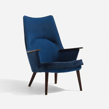 Hans Wegner lounge chair, model AP27