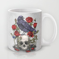 Memento Mori Mug by Terry Fan | Society6