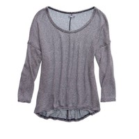 AERIE DOLMAN OPEN KNIT SWEATER