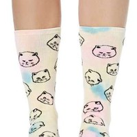 UNIF So Catty Socks