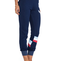 291 Sail Slim Track Pant in Midnight