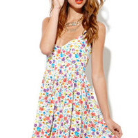MinkPink Wild Flower Patch Dress at PacSun.com