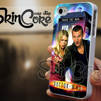 Doctor Who Season One - iPhone 4/4s/5/5s/5c - iPod 4/5 - Samsung Galaxy s3 i9300/ s4 i9500 Case
