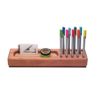Handmade Brooklyn Desk Organizer in Cherry