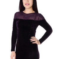 Velvet Vixen Body Con Dress