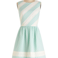 ModCloth Pastel Mid-length Sleeveless A-line Pastel Me Something Good Dress