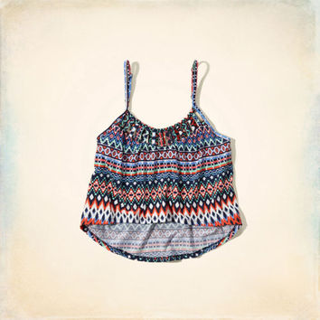 Wheeler Springs Crop Top