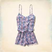 Point Dume Romper