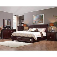 Costco - Avalon 6-pc Queen Bedroom Set