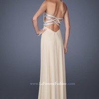 La Femme 19975 at Prom Dress Shop