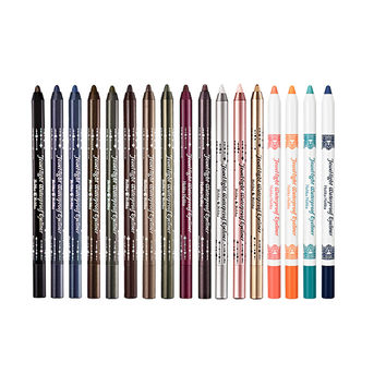 Holika Holika - Jewel Light Water Proof Eyeliner - Holika Holika Beautynetkorea
