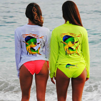 Long Sleeve UV protection shirt