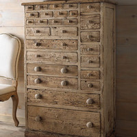 &quot;Hampton&quot; Storage Chest - Horchow