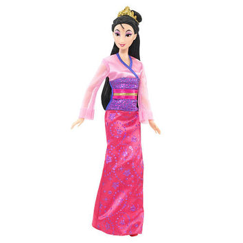 Disney Princess Sparkling Princess Mulan Doll