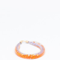Totokaelo - Peppercotton Two Tone Thick Bracelet - $248.00