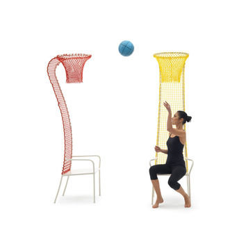 Campeggi - Lazy Basketball Chair | Panik Design