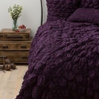 Catalina Quilt, Plum - Anthropologie.com