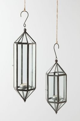 Atrium Lantern - Anthropologie.com