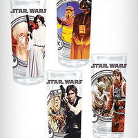 Star Wars Zombie Glasses Set | PLASTICLAND