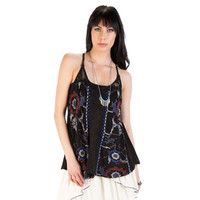 Free People Women's Contemporary Reece Embroidered Tunic at Von Maur