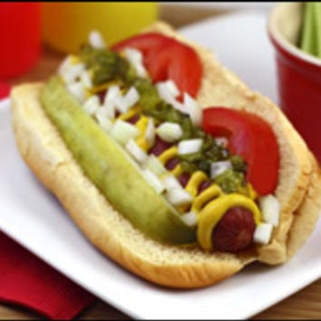 Top Chicago Dog! (Recipe Swap!)