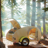 Vacations In A Can | Custom Teardrop Trailer Sales | Teardrop Trailer Rentals | Teardrop Designer & Builder | Vintage Trailer Repair & Restoration