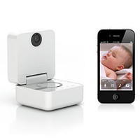 ThinkGeek :: Withings Smart Baby Monitor for iPhone