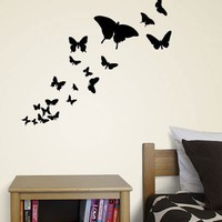 Butterflies Decal