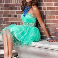 Shail K 3849 at Prom Dress Shop