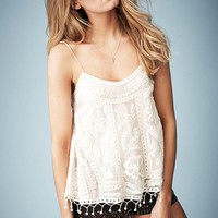 Kate Moss for Topshop Lace Swing Camisole