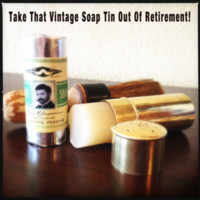 HowToGrowAMoustacheStore — King R. Emporium Shave Sticks - 2 Pack (Collaboration w/ HTGAM)