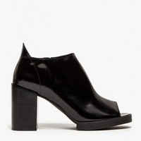 Cheap Monday Layer Peep Toe