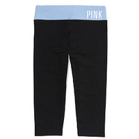 Yoga Crop Legging - PINK - Victoria's Secret
