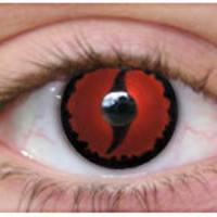 Imp Halloween Contacts | Theatrical Contact Lenses | Special Effect Lenses - ClearlyContacts.ca