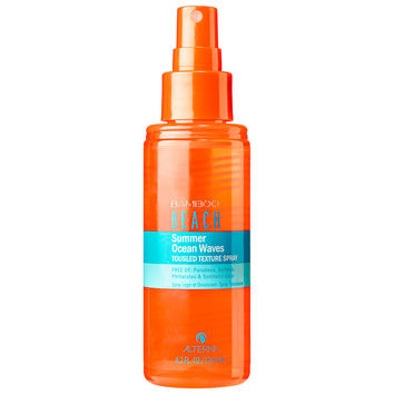 ALTERNA BAMBOO BEACH Summer Ocean Waves Tousled Texture Spray (4.2 oz)