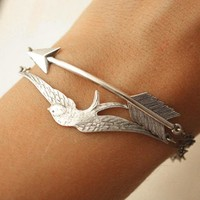 Sparrow & Arrow or Infinity Set from P.S. I Love You More Boutique