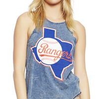 Texas Rangers™ Tank | Wet Seal