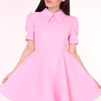 Glitters For Dinner — MADE TO ORDER - Pink Alice Dress